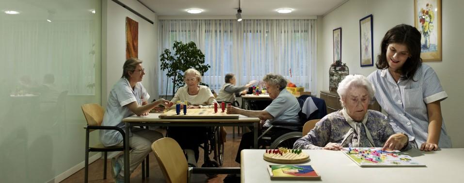 Betreutes Seniorenwohnen - Tageszentrum