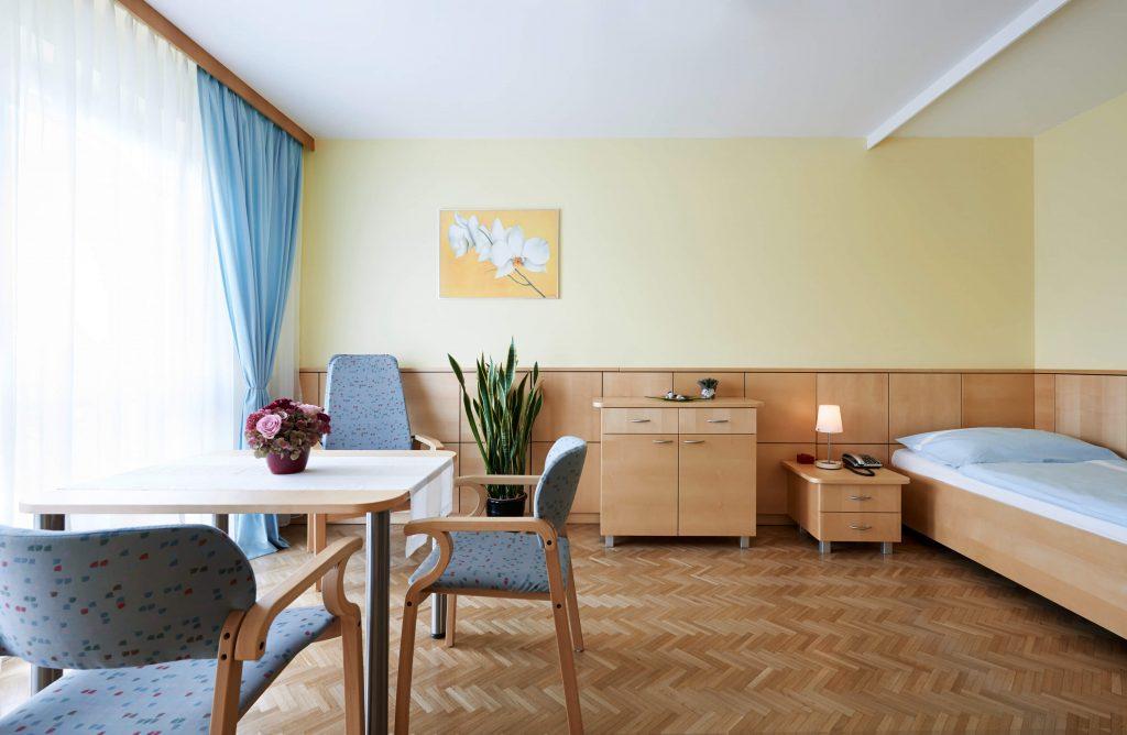 Einzelappartements