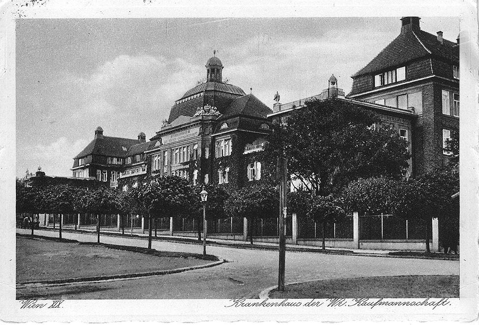 1931: der Wiener Kaufmannschaft