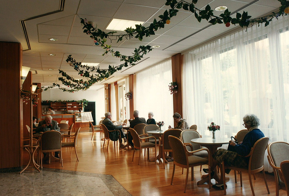 2008: Kaffeehaus