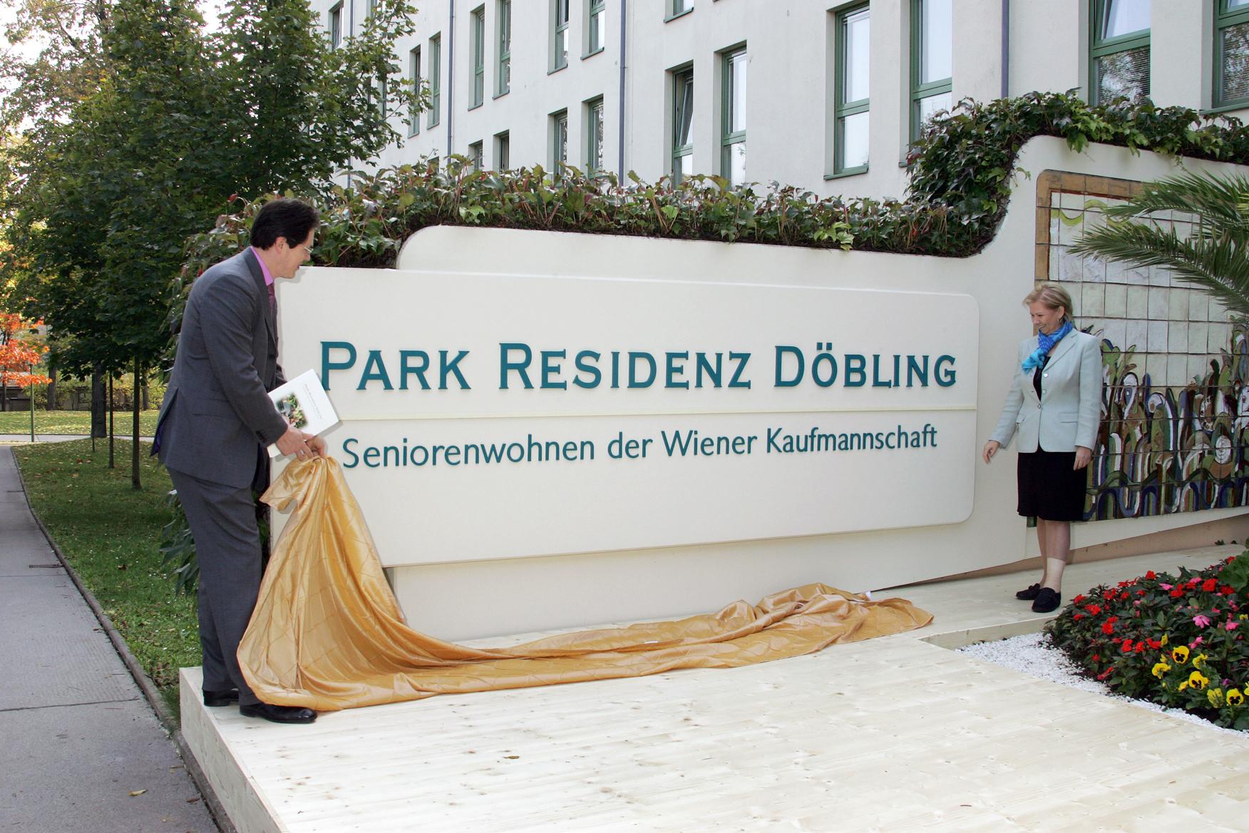 2007: Änderung in Park Residenz Döbling