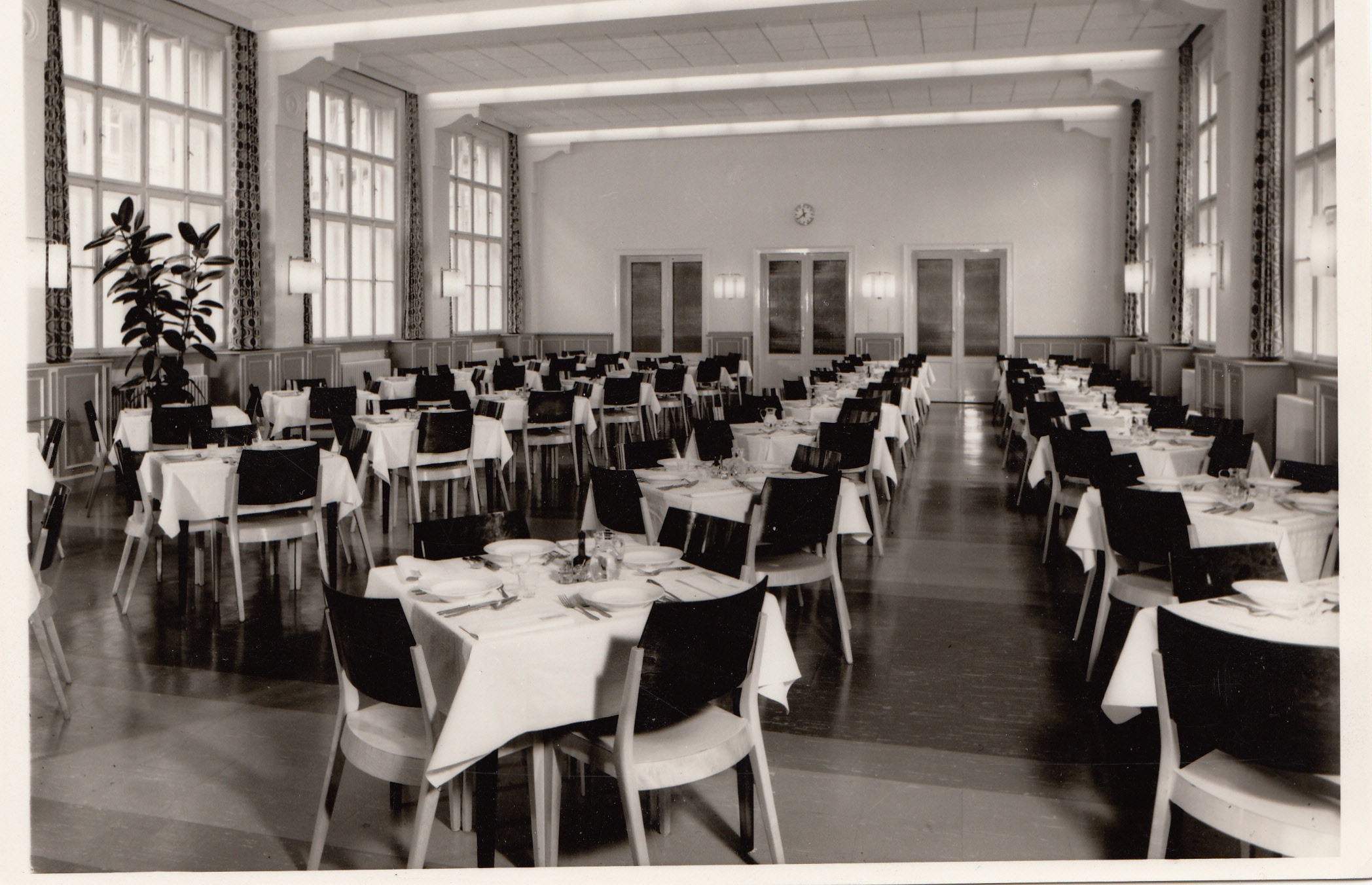 1958 - 1968: Seniorenheim